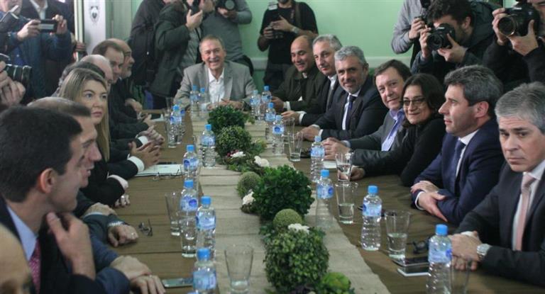 Gobernadores contra el Fondo del Conurbano