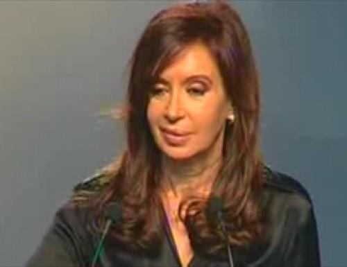 Cristina anunció que los trabajadores temporarios cobrarán las asignaciones familiares durante todo el año