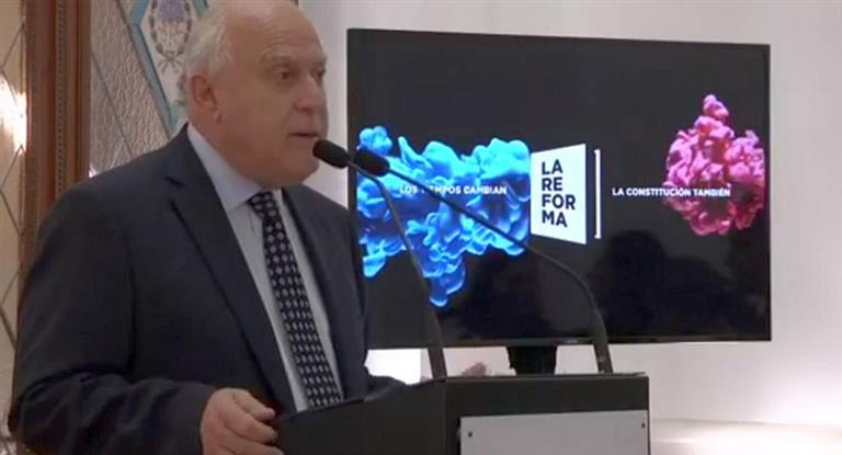 Lifschitz presentó reforma constitucional con reelección