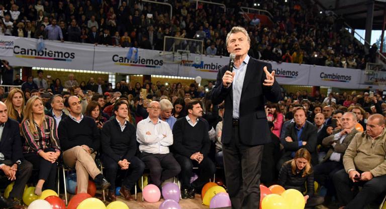 Según Analogías el 57% del GBA desaprueba la gestión de Macri