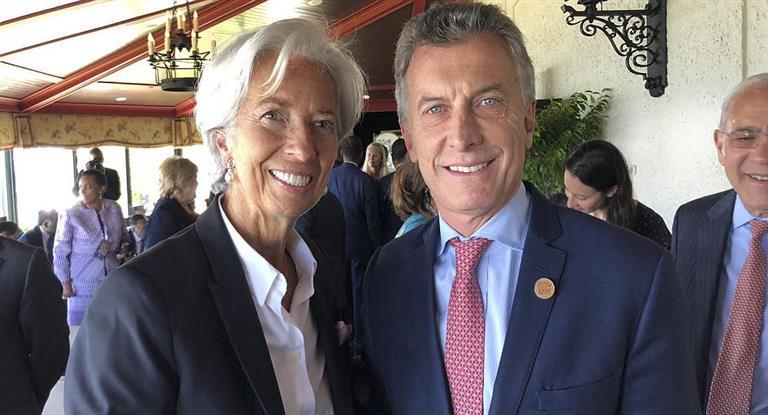 Imputaron a Macri por el acuerdo con el FMI