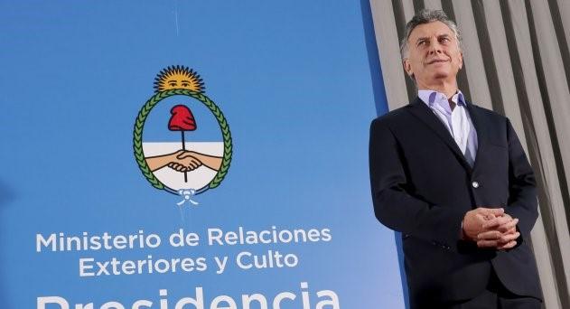 Macri tildó a Maduro de dictador