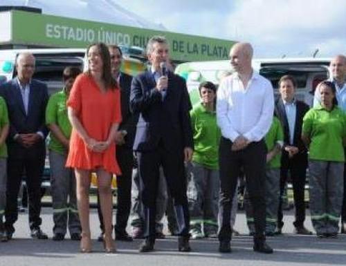 Macri respaldó a Vidal por la