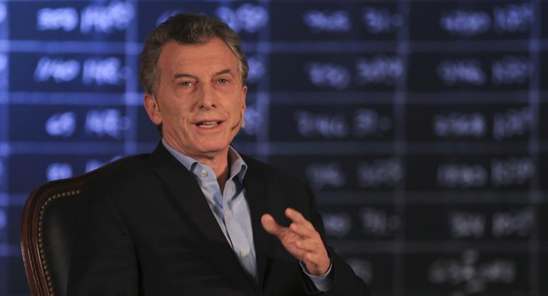 Macri presentó convenio entre PAMI y laboratorios