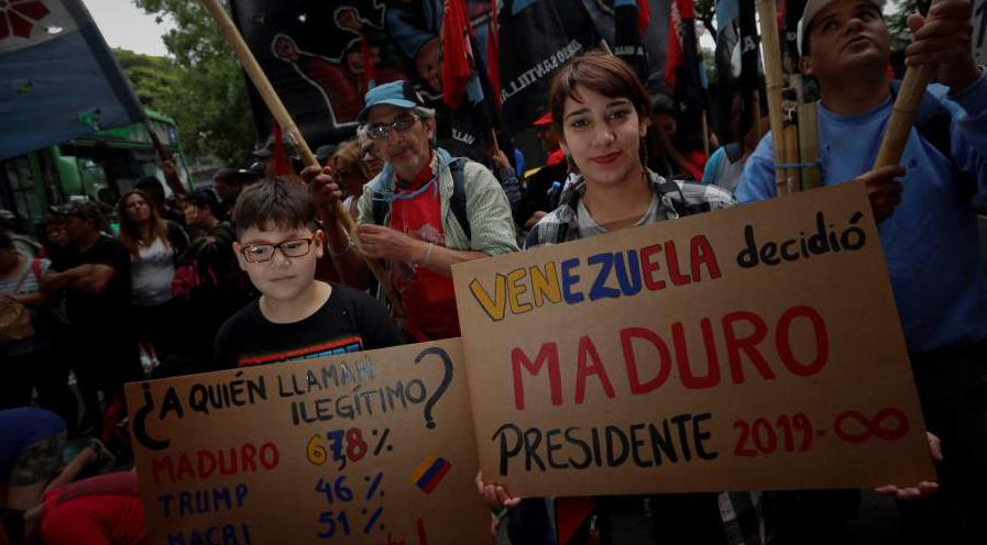 La OEA declaró como ilegítimo al gobierno de Maduro