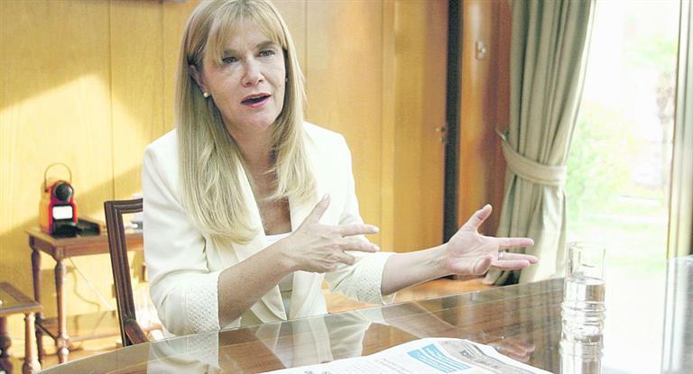 Magario le reclamó a Macri por pago de una deuda