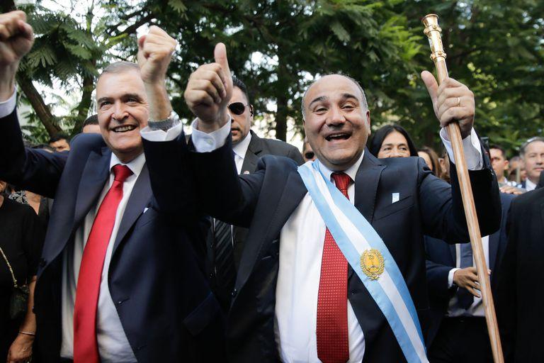 Osvaldo Jaldo asumirá como gobernador de Tucumán y Manzur viaja a Buenos Aires para jurar como Jefe de Gabinete