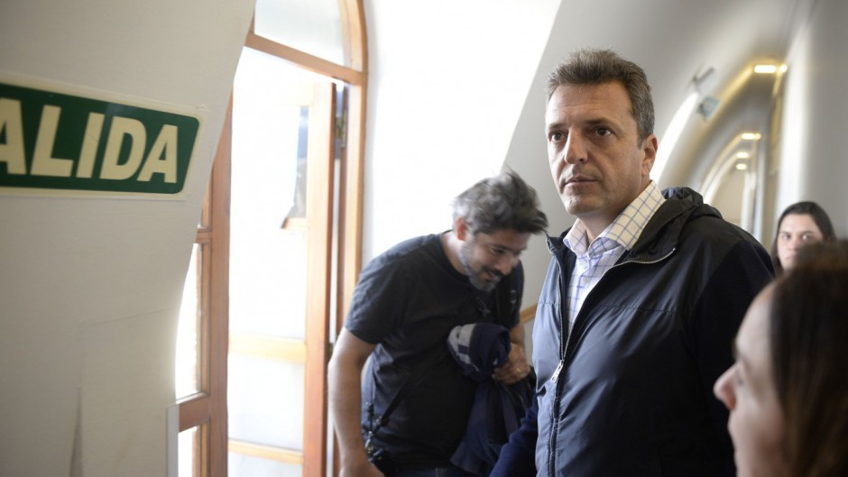 """Massa afirma que la deuda que tomó Vidal """"compromete"""" a la provincia"""