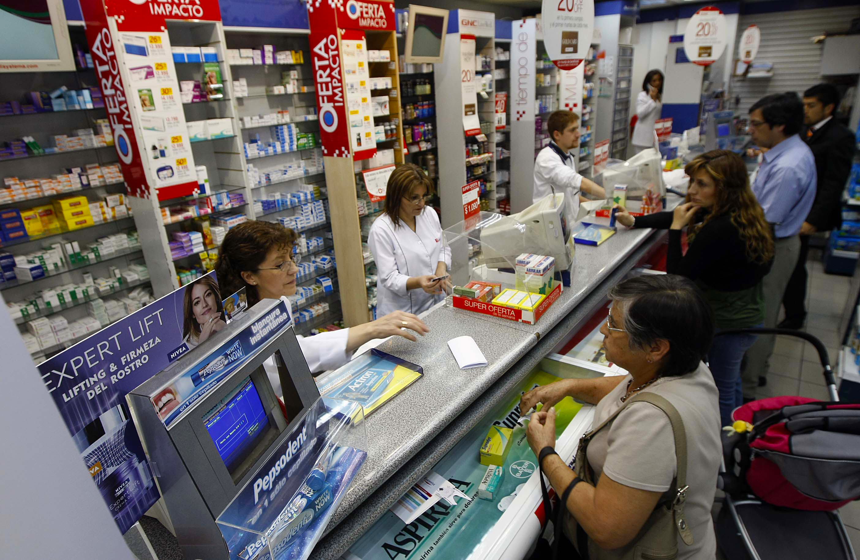 Medicamentos: cuál es el precio promedio en enero que