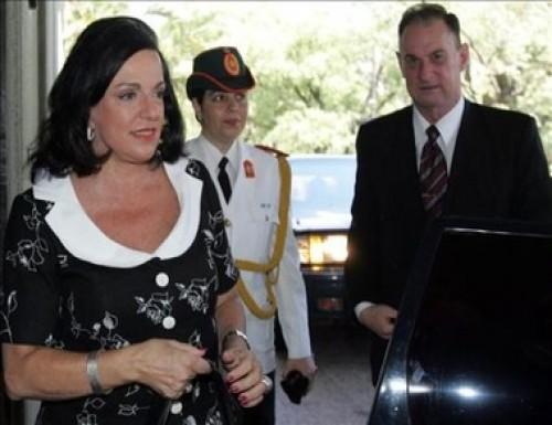 La nueva ministra de seguridad confía en la reelección de Cristina
