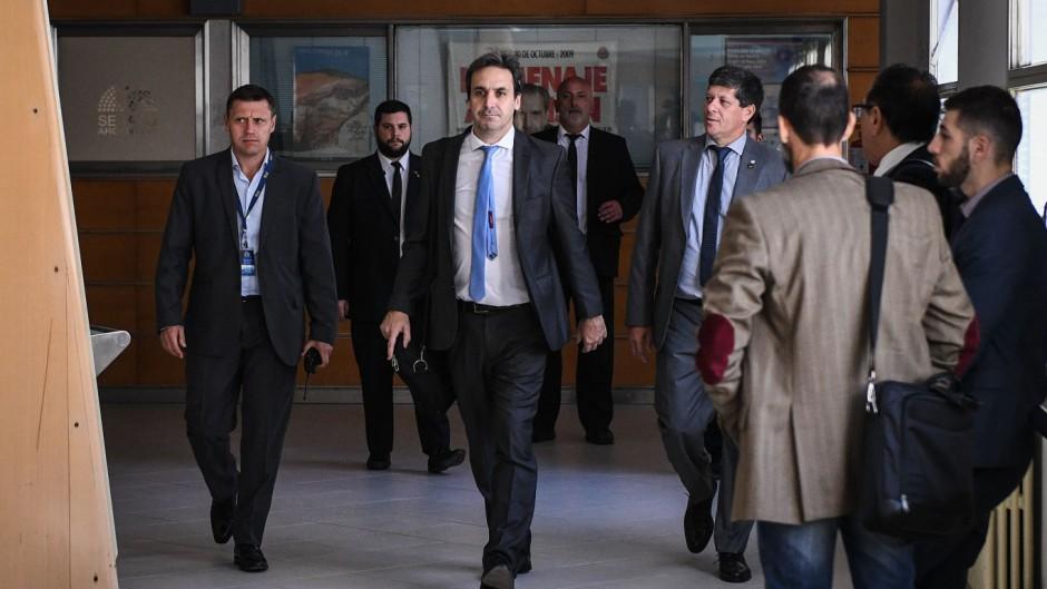 Ramos Padilla confirmó que hubo espionaje ilegal a Vidal