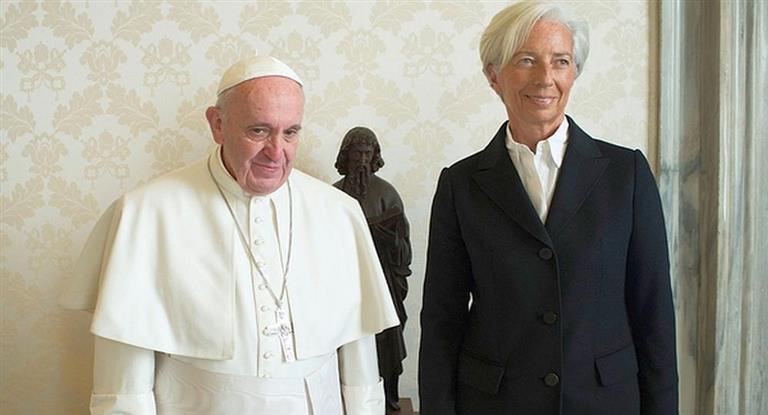 El Papa Francisco sigue con preocupación la vuelta de la Argentina al FMI