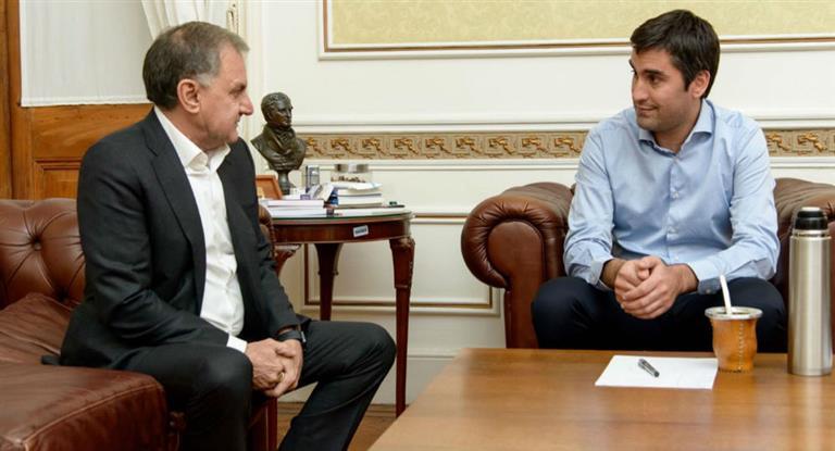 Pereyra será el jefe del bloque PJ de intendentes en Diputados