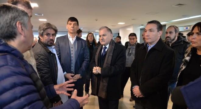 Intendentes rechazan en la Justicia el recorte de fondo sojero