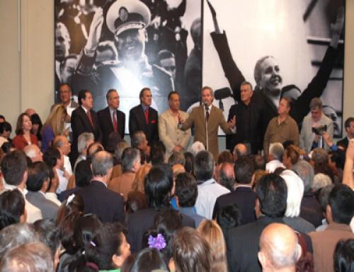 Peronismo Federal festejo el dia de la lealtad