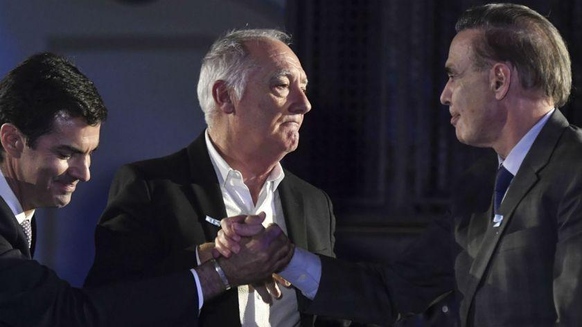 Urtubey y Pichetto criticaron al Gobierno y los K