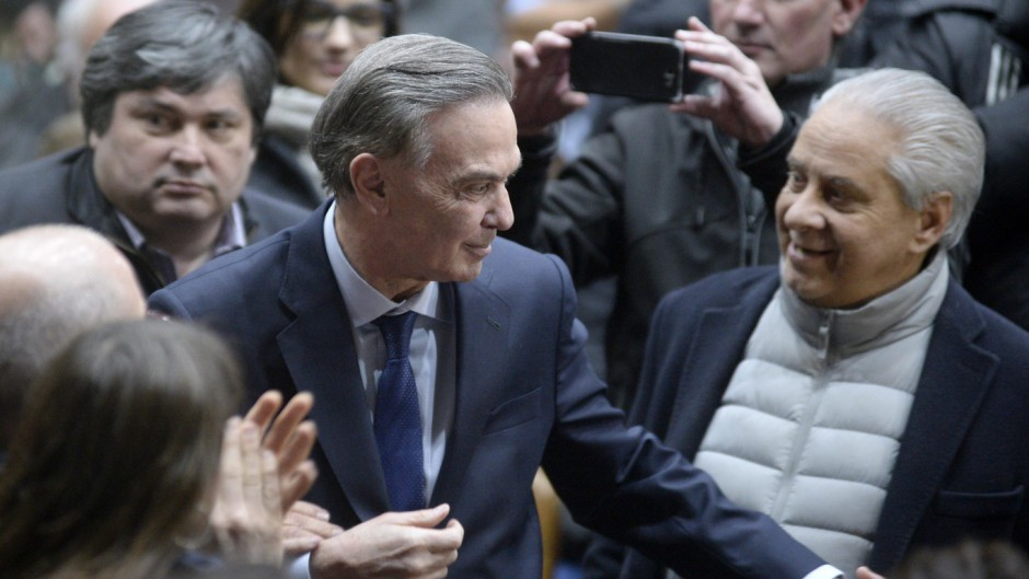Pichetto se lanzó con duras críticas a Macri y Cristina