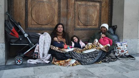 Banco Mundial: más de un millón de argentinos dejaron de ser de clase media