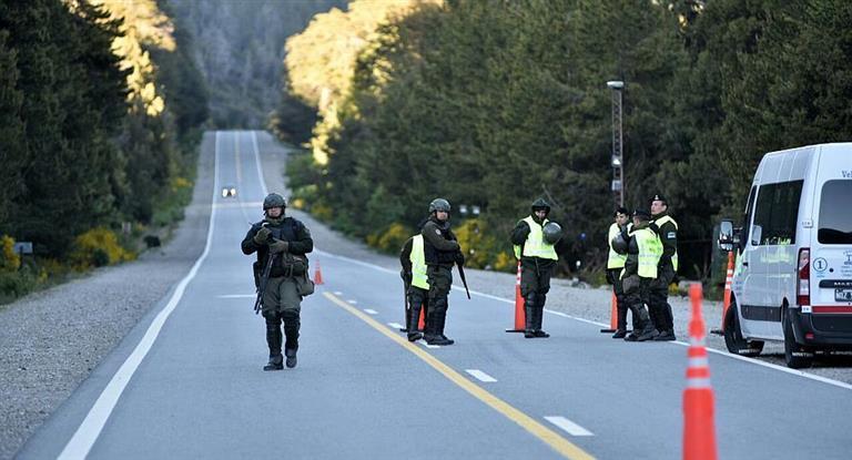 Seguridad afirma que hubo acción militarizada de mapuches
