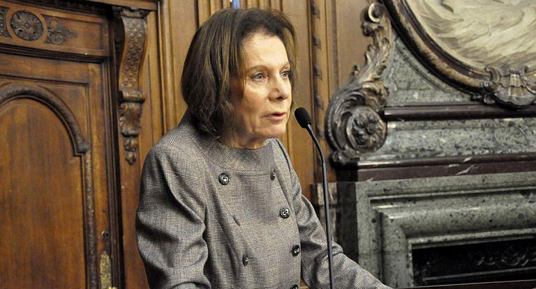 Macri propondrá a Inés Weinberg de Roca como nueva Procuradora