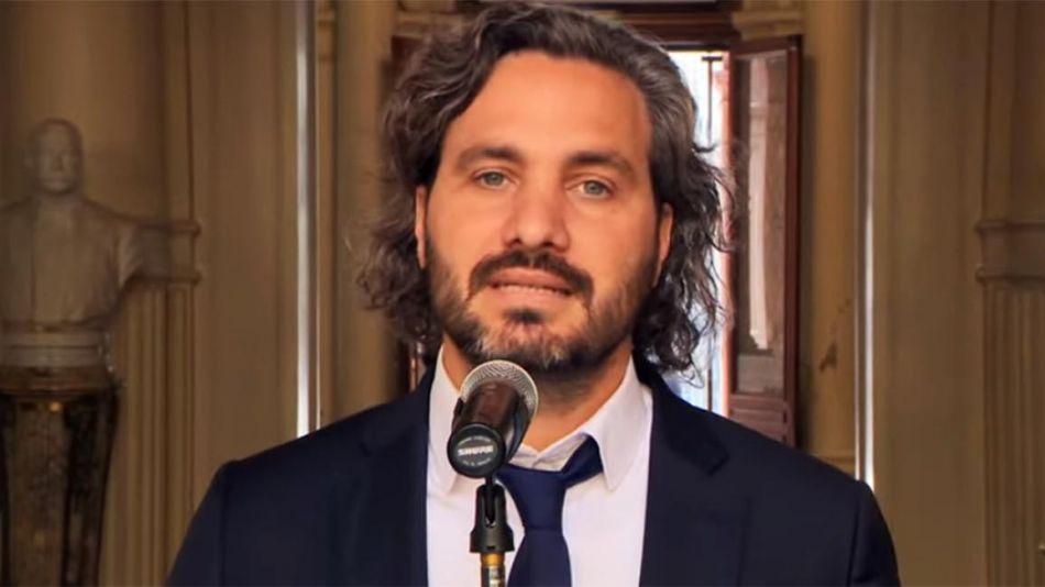 Santiago Cafiero aseguró que no hubo más fiestas en la Quinta de Olivos