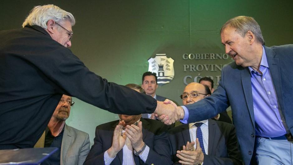 Schiaretti adelantó la elección de Córdoba