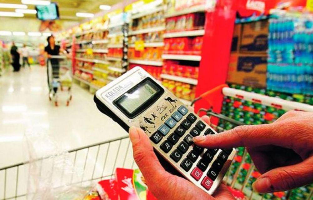 La inflación del primer cuatrimestre fue la más alta en cinco años