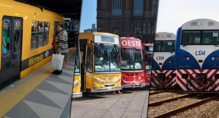 Gobierno anunció aumento en los transportes y aplica el boleto multimodal