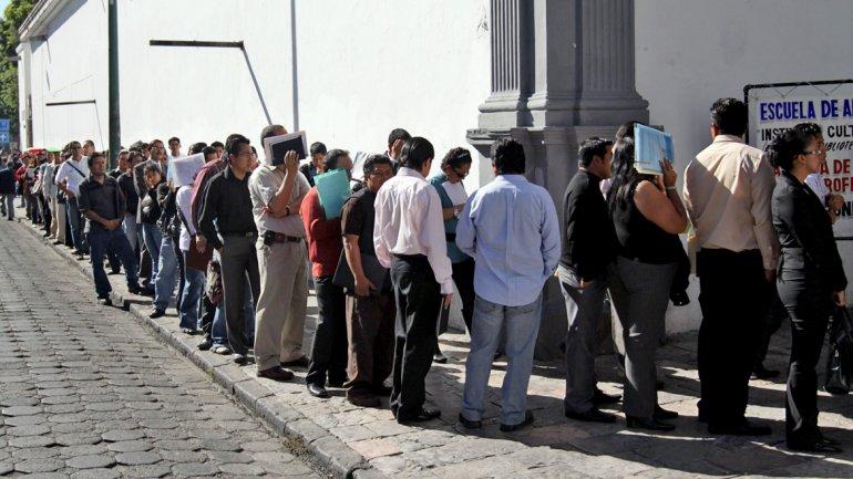 La desocupación superaría el 10% en los últimos meses del año