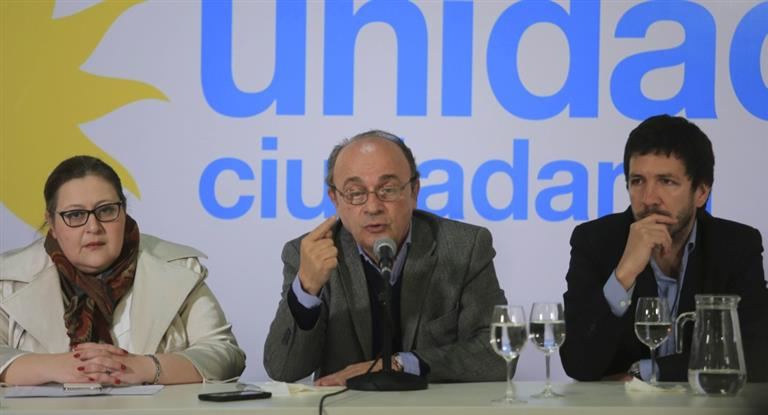 Unidad Ciudadana denunció al Gobierno