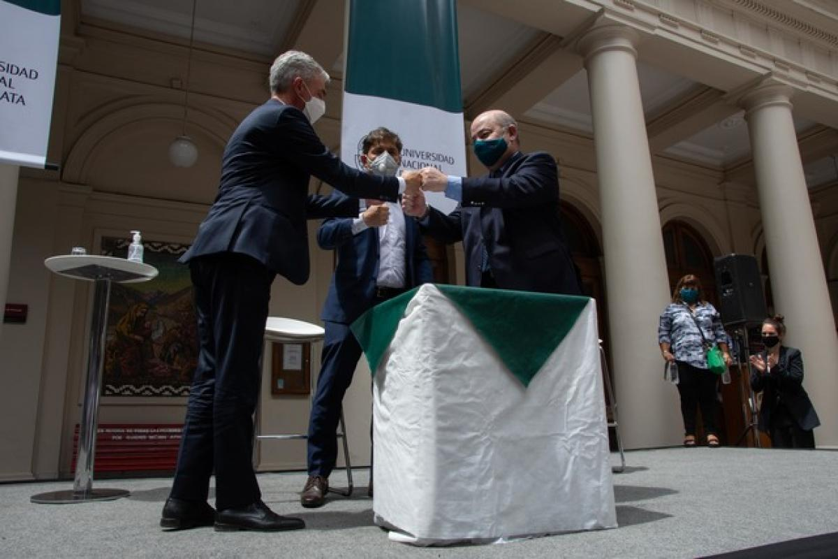 Megaproyecto para la Universidad Nacional de La Plata