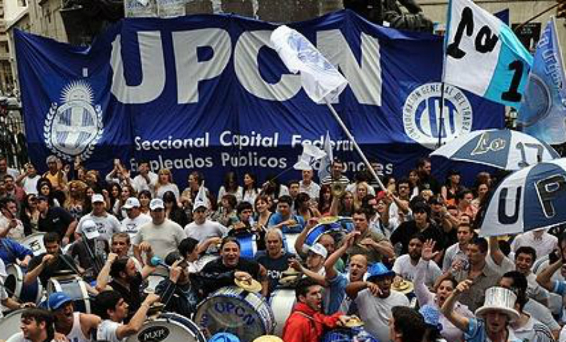 La justicia dispuso que se releve la cantidad de afiliados de ATE y UPCN