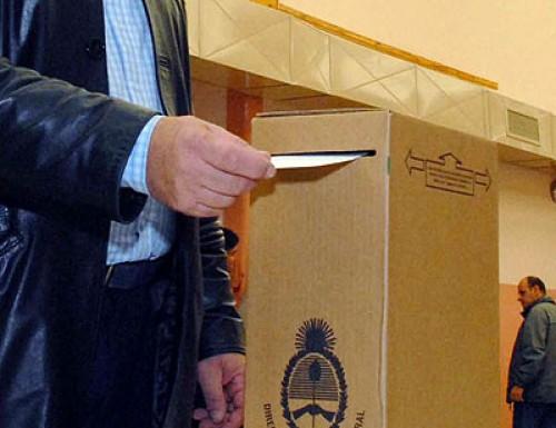 legislativas: las PASO serán el 13 de agosto y las generales el 22 de octubre