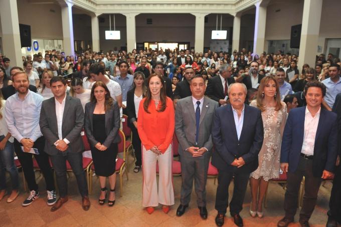 "Vidal: ""Nadie discute a la Universidad Pública"