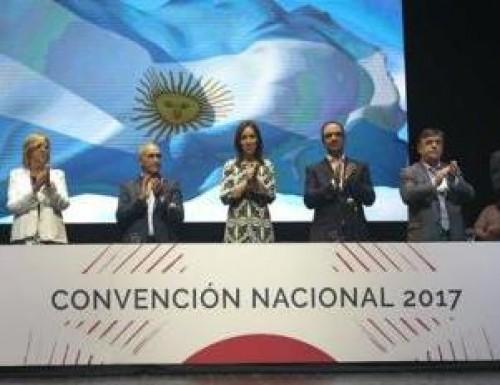 Convención de la UCR con Vidal de protagonista