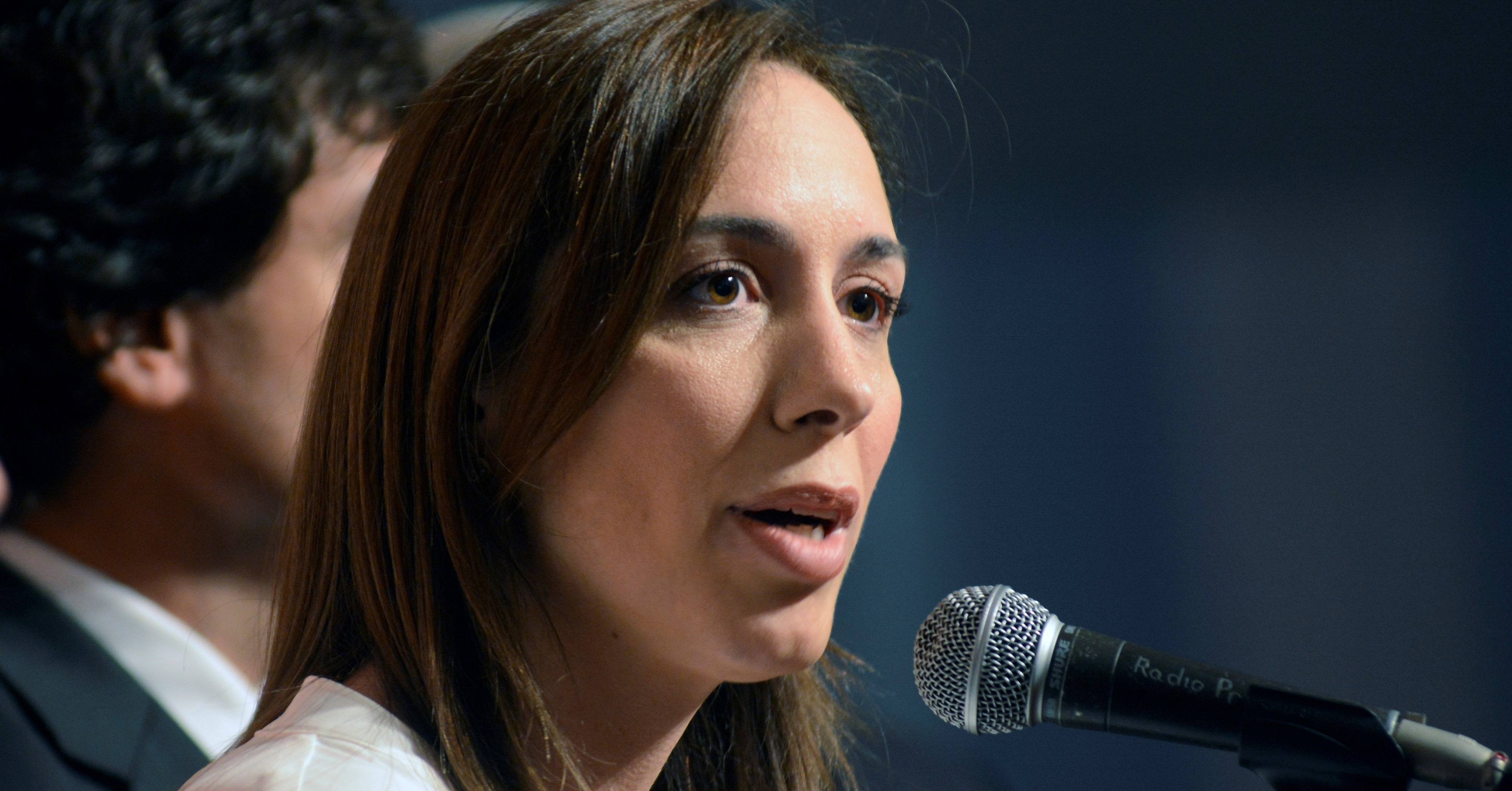Vidal le respondió a Magario por la seguridad
