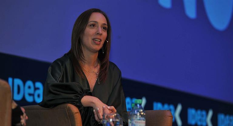 Vidal pidió a empresarios  que tomen riesgos