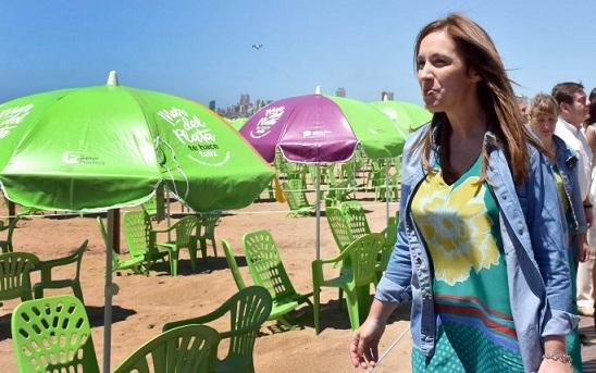 Vidal y Macri definirán en febrero la estrategia electoral