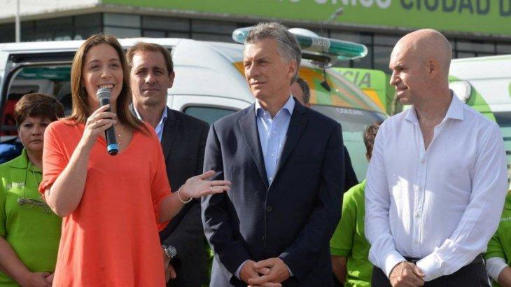Dos nuevas encuestas: mejora Mauricio Macri y se despega María Eugenia Vidal