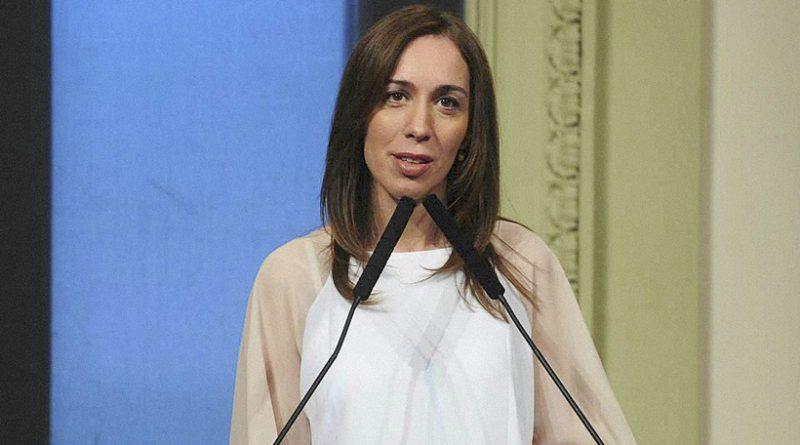 Presupuesto 2018: Vidal espera a Nación